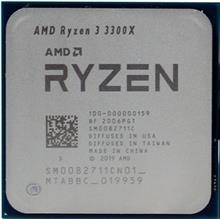 AMD Ryzen 3 3300X 3.8GHz AM4 Desktop TRAY CPU
